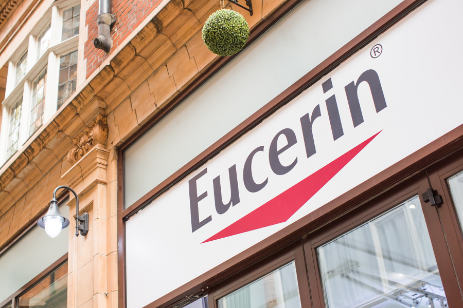 Electric Sunshine - Eucerin Press Day