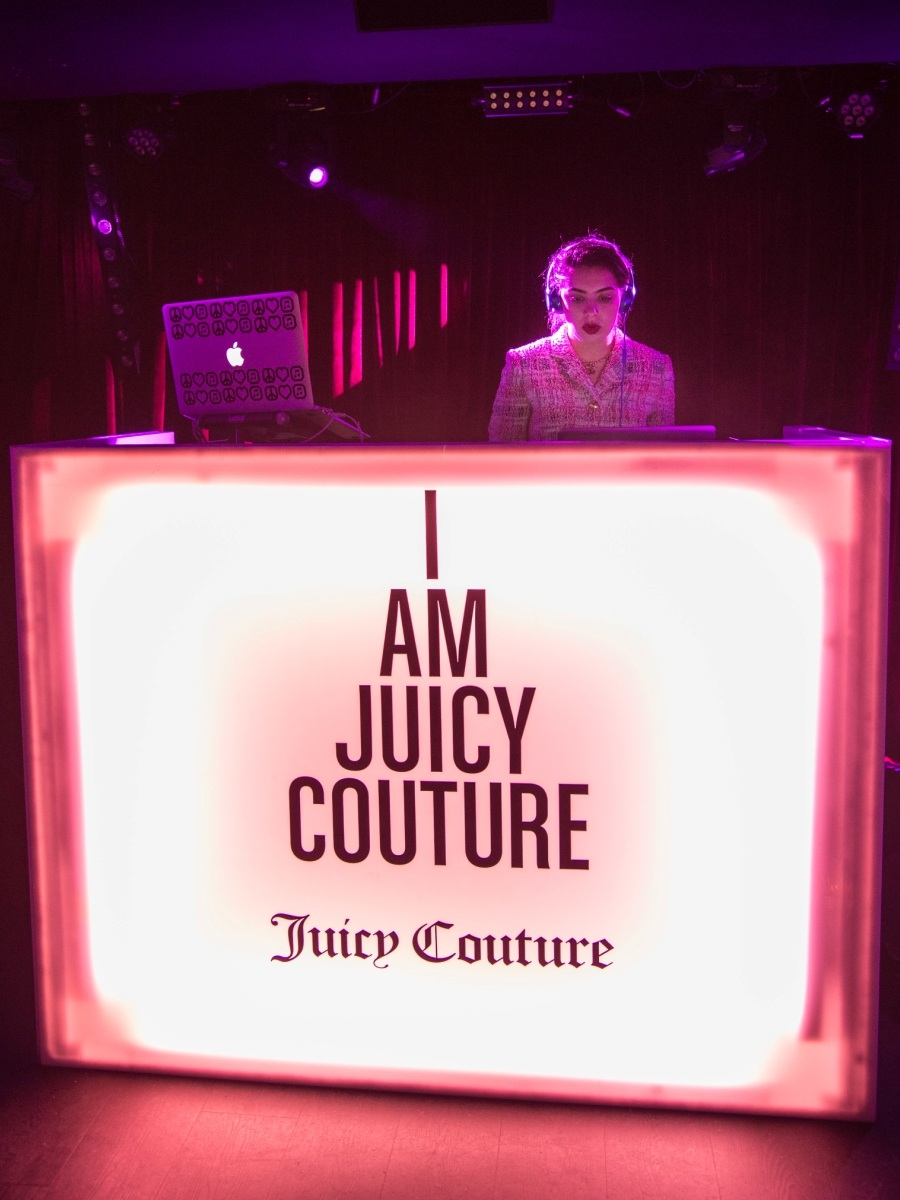 Electric Sunshine - I Am Juicy Couture